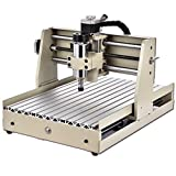 Power Milling Machines by Feiuruhf,400W CNC Router Engraver Engraving Cutting 4 AXIS 3040 300X400MM Machine Milling Drilling Milling Machine