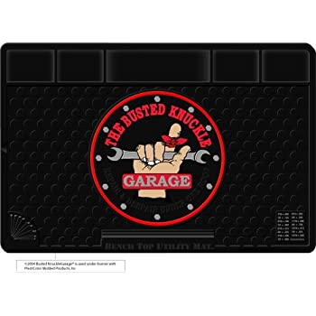 Amazon Com Busted Knuckle Garage Bkg 80 Work Bench Mat