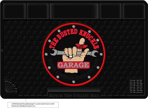 Busted Knuckle Garage BKG-80 Work Bench Mat