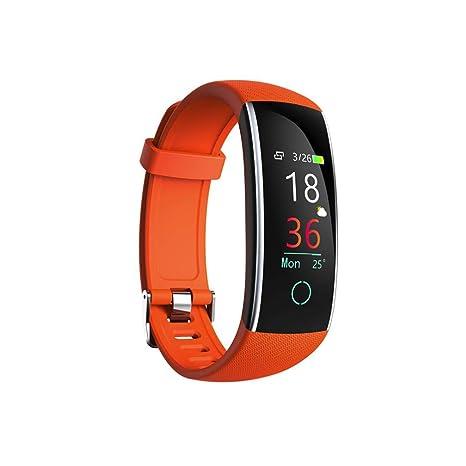 Fuibo Smart Watch, Smart Color Screen Tensiómetro de frecuencia ...