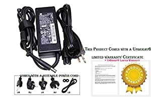 HP 90W Smart AC Adapter for Select HP Laptops (NW199AA#ABA)