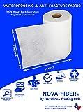 Nova-Fiber 6 inch X 75 Foot Roll