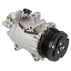 Ac compressor a c clutch for acura rdx for Honda air compressor motor parts