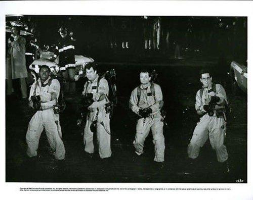 """Bill Murray Dan Aykroyd Harold Ramis Ghostbusters II Original 8x10"""" Photo #H8544"""