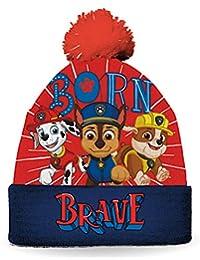 Paw Patrol Boys Winter Hat Size 4-6x