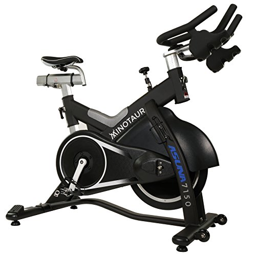ASUNA Minotaur Cycle Exercise Bike - Magnetic Belt Drive High Weight Capacity Commercial Indoor Cycling Bike Sunny Distributor Inc.