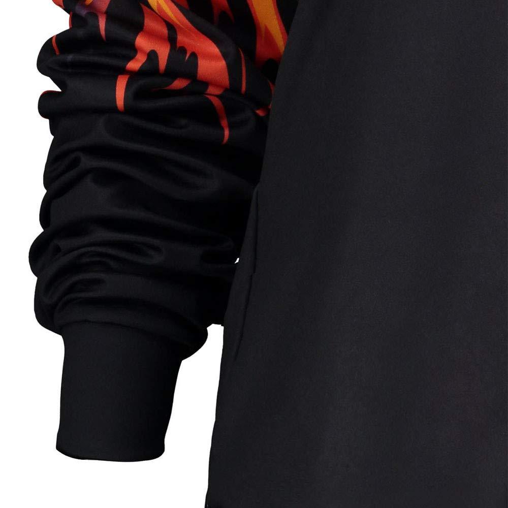 BBestseller Sudaderas Mujer, Jersey con los Hombros Descubiertos Chaqueta de Punto Sueter Manga Larga Camisetas Hoodie Abrigo Deporte de Pullover: ...