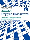 The Times Jumbo Cryptic Crossword, Richard Browne and Times Mind Games Staff, 000751784X