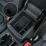 Car Armrest Center Storage Box Container Glove Organizer For Volkswagen VW Tiguan MK2 2016 2017 2018
