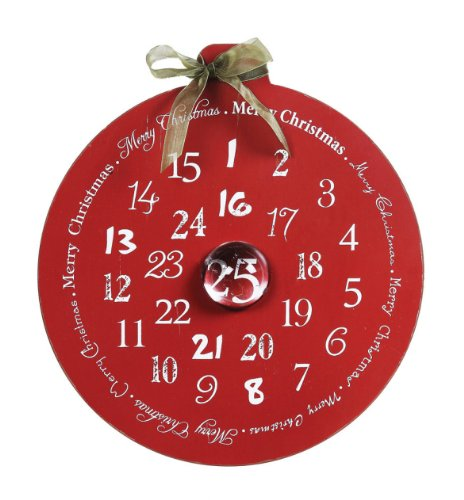 Christmas Advent Calendar Magnet Creative