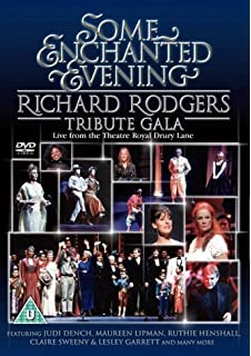 Some Enchanted Evening Richard Rodgers Tribute Gala DVD