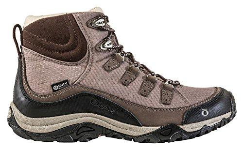 Shoe Oboz B Mocha Hiking Women's Mid Dry Juniper xxqv6wP7X