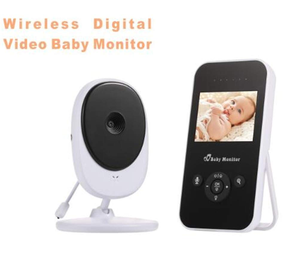 New Landing 2.4 Inch Wireless Intercom Temperature Display Baby Monitor by New Landing