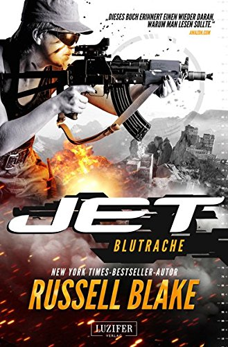 JET 3: Blutrache: Thriller