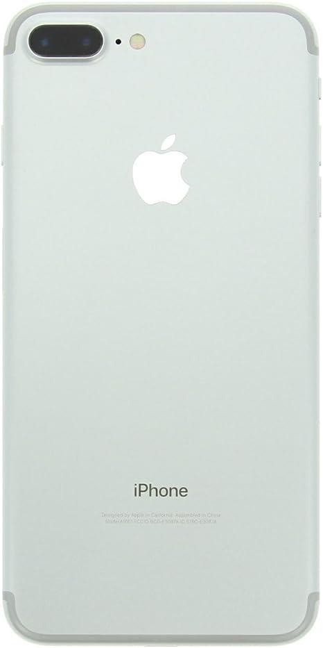 Amazon Com Apple Iphone 7 Plus 32gb Silver Fully Unlocked Renewed