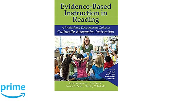 Amazon Evidence Based Instruction In Reading A Professional