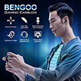 BENGOO G16 Gaming Earbuds Wired with Dual