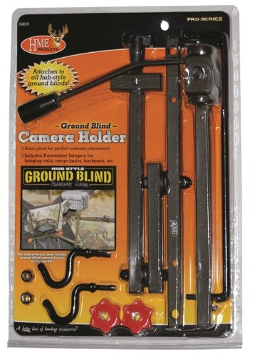 Review HME Products Ground Blind Camera Holder
