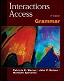 img - for Interactions Access - Grammar book / textbook / text book