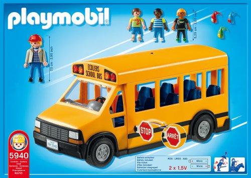 PLAYMOBIL School Bus - Buy Online In UAE.