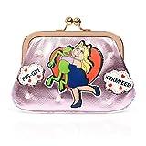 Irregular Choice Disney Muppets Super Couple Miss Piggy Kermit Coin Purse Bag New