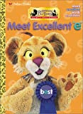 "Meet Excellent ""E"", Golden Books Staff, 0307108066"