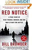 #5: Red Notice: A True Story of High Finance, Murder, and One Man's Fight for Justice