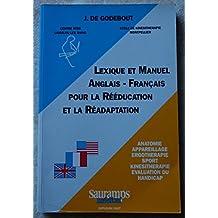Lexique et Manuel A/f Reeducation et Readap.