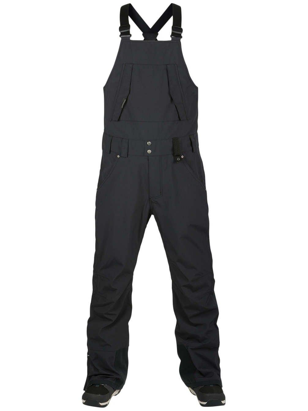 Dakine Men's Wyeast Bib Pants, Black, L