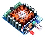 WINGONEER TDA7850 Digital Audio Power Amplifier Ampli Board Hifi Stereo Audio Amplify 50Wx4 Channel DC 12-16V AMP Board with Cooling Fan for Sound System Car Home Speaker Computer Speaker Kit