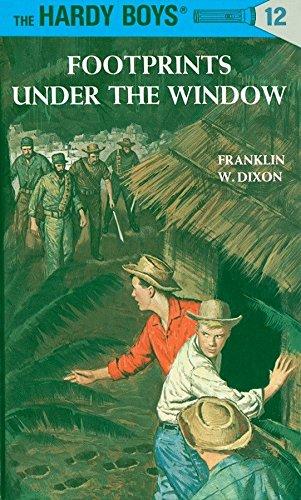 Footprints Under the Window (Hardy Boys, Book 12)