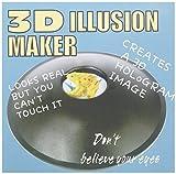 "PowerTRC 6"" 3-D Mirascope, Illusion Maker | Optical Illusions | 3-D Effect Toy"