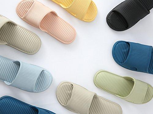 TOKYO Bath amp; Slip TC805 Sandals SLIPPER Women Non Slippers Shower Black Men UXxXnwz