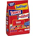 100-Count Nestle Chocolate Assorted Minis Bag, 40-Ounce