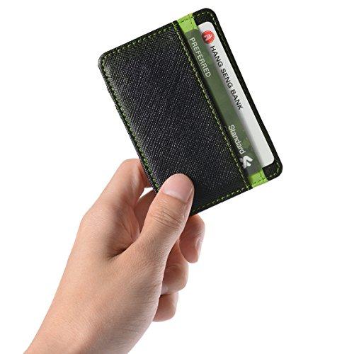 XCSOURCE Männer Geschenk Neuheit Magische Kreditkarte Ausweis Geld Klammer Slim Geldbeutel MT179 Grün IwUHlXk