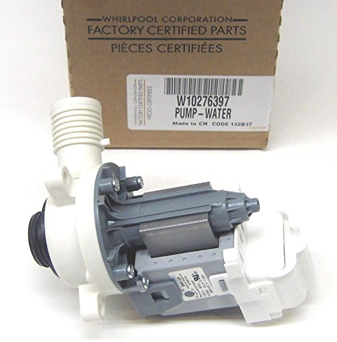 Major Appliances W10276397 Whirlpool Kenmore Washer Water Drain Pump Motor AP4514539 PS2580215