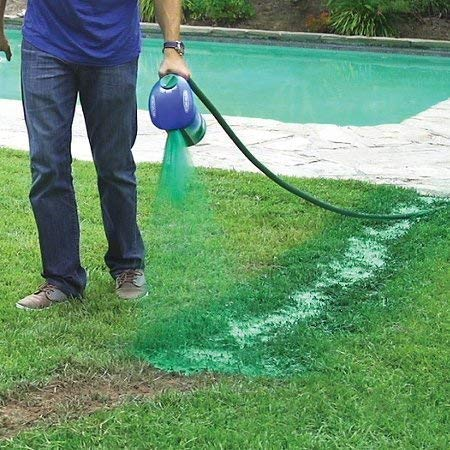 Hydro Mousse Liquid Lawn – Bermuda Grass Seed – Made in USA – Seed Like The Pros