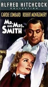 Mr & Mrs Smith [VHS]