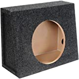 Bbox E10ST Single 10'' Sealed Carpeted Truck Subwoofer Enclosure