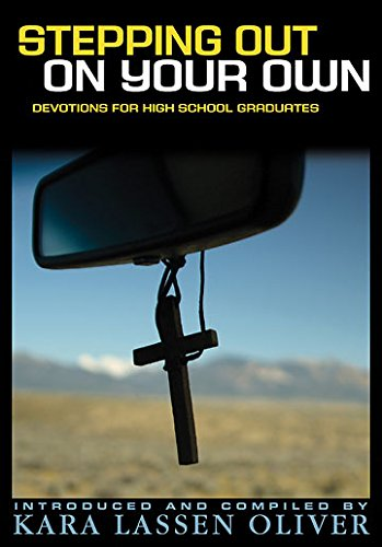 Download Stepping Out On Your Own:  Devotions for High School Graduates pdf epub