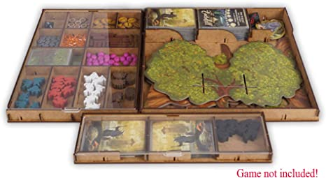 docsmagic.de Organizer Insert for Everdell Box - Encarte: Amazon.es: Juguetes y juegos