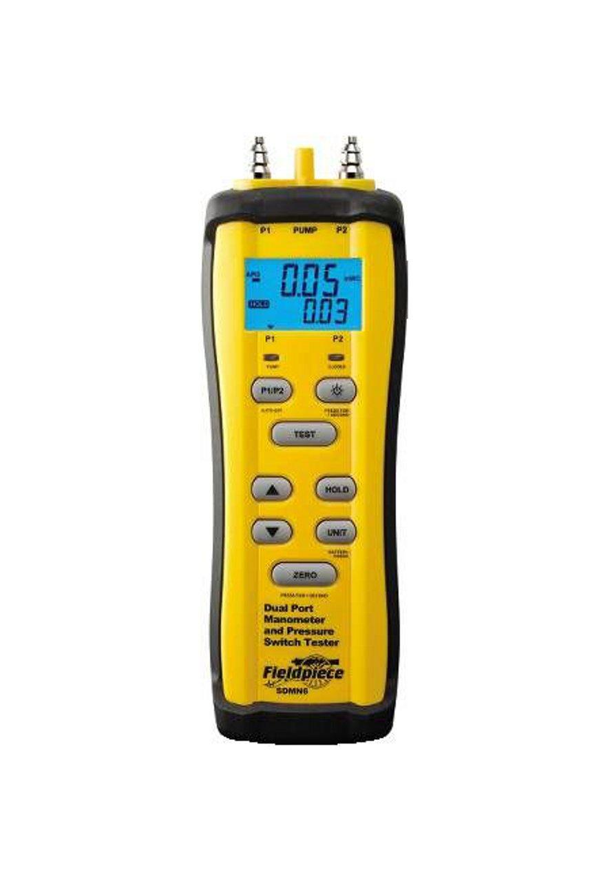 Fieldpiece SDMN6 Pressure Switch Tester