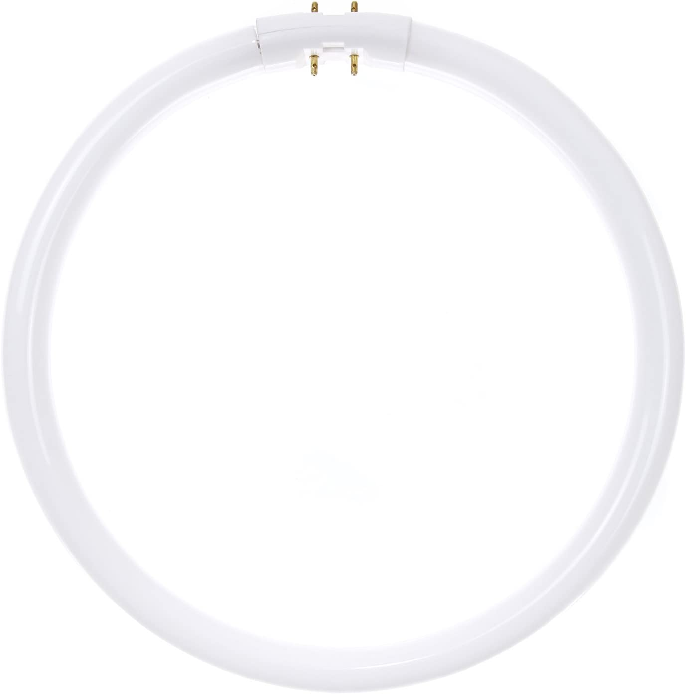 Sunlite FC40T5//SP835 Fluorescent 40W T5 Circline Ceiling Lights 2GX13 Base 3500K Neutral White Light