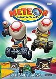 Meteor Monster Trucks 4 - Prisne tajne (Bigfoot Presents: Meteor and the Mighty Monster Trucks 4) [paper sleeve]