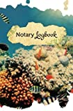 Notary Log Book: (Notary Public Logbook, Notary Journal,Notary Record Book) Under Water Adventure