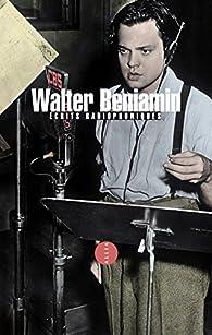 Ecrits radiophoniques par Walter Benjamin