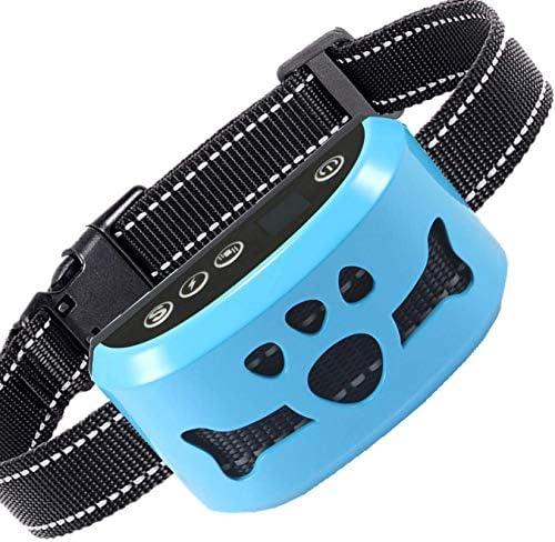 Anti Barking Dog Collars for Dog Training Bark Collar for Small Medium Large Dogs