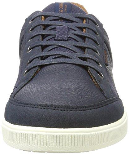 Bleu Sneakers Jfwrayne PU Navy Blazer Navy Blazer Basses Bleu Mix Jones Homme amp; Jack xRq6wSUAH