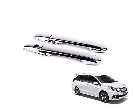 Superauto Chrome Latch Cover Ch 59 Honda Mobilio Door Handle Pack