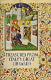 Treasures from Italy's Great Libraries, Lorenzo Crinelli, 0865659869